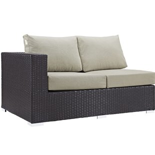 Brentwood Loveseat with Cushions by Sol 72 Outdoor
