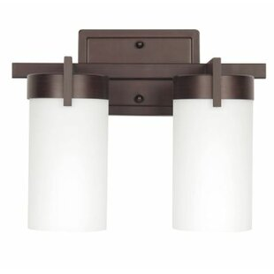 Ebern Designs Phillip 2-Light Vanity Light