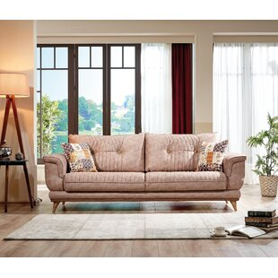 Best Price Borg Sofa by Corrigan Studio Reviews (2019) & Buyer's Guide