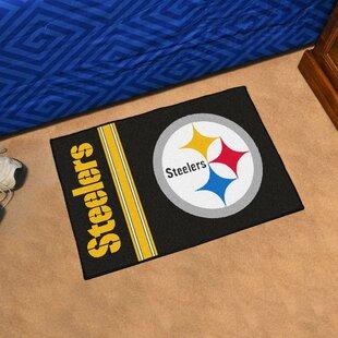 NFL - Pittsburgh Steelers Starter Doormat ByFANMATS