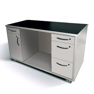 Commercial Grade Mobile Executive Desk