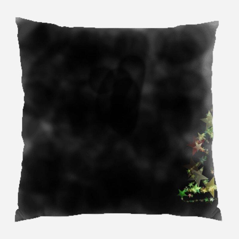 The Holiday Aisle Perdue Christmas Indoor Outdoor Canvas Throw Pillow Wayfair
