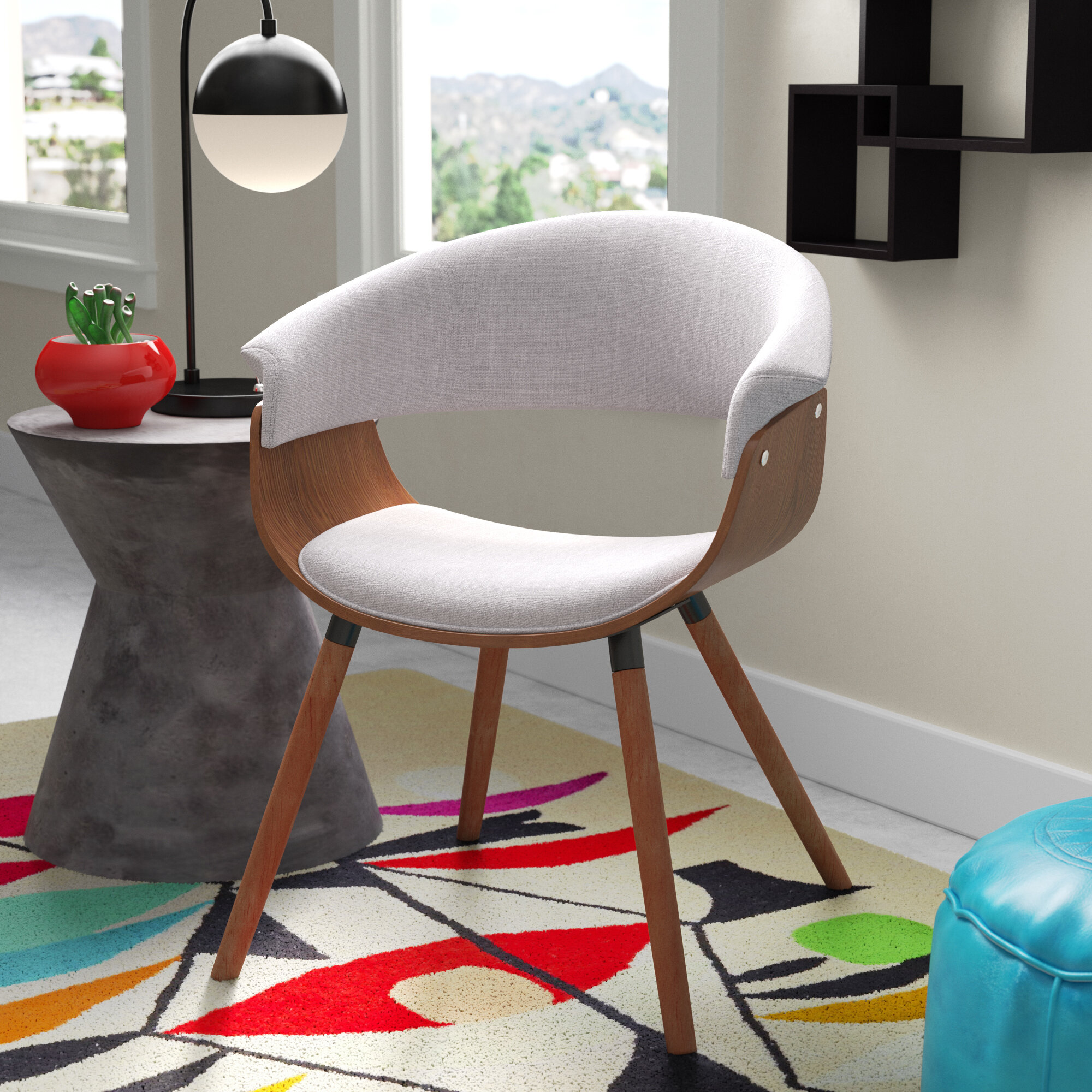 Langley street zoe side chair reviews wayfair ca