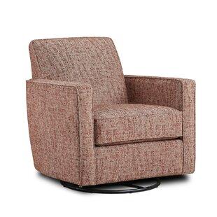 Latitude Run Betz Swivel Arm Chair
