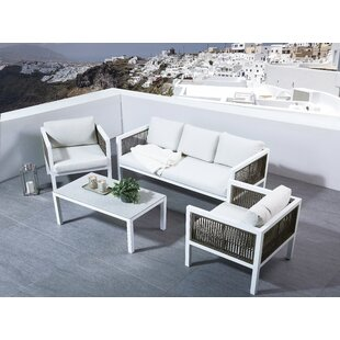 Wilsmere 5 Seater Sofa Set By Beachcrest Home