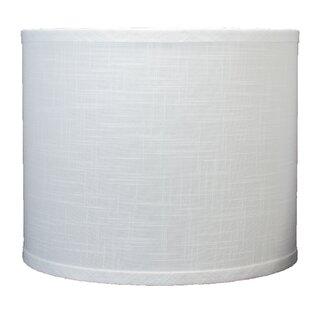 Classic 12 Linen Drum Lamp Shade