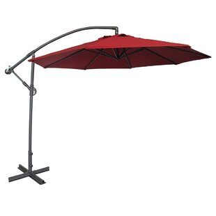 Irven 10' Cantilever Umbrella by Freeport Park