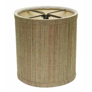 4 Bamboo/Rattan Drum Lamp Shade