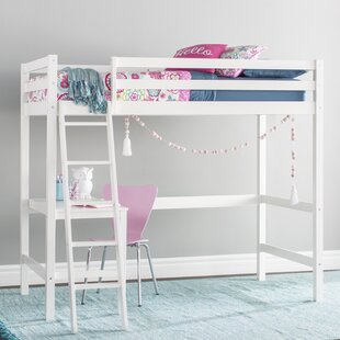Binne Twin Bunk with Study Loft by Birch Lane™ Heritage