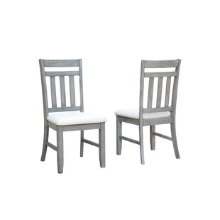 Sawyer Dining Chair (Set of 2) Gracie Oaks
