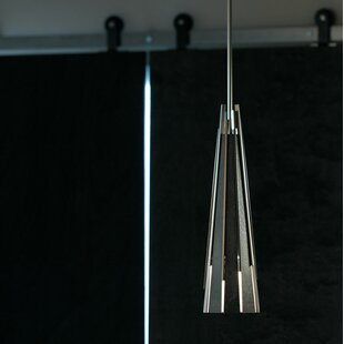 Hubbardton Forge Finn 1-Light Cone Pendant