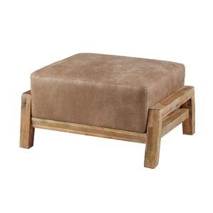 Easton Ottoman by INK+IVY
