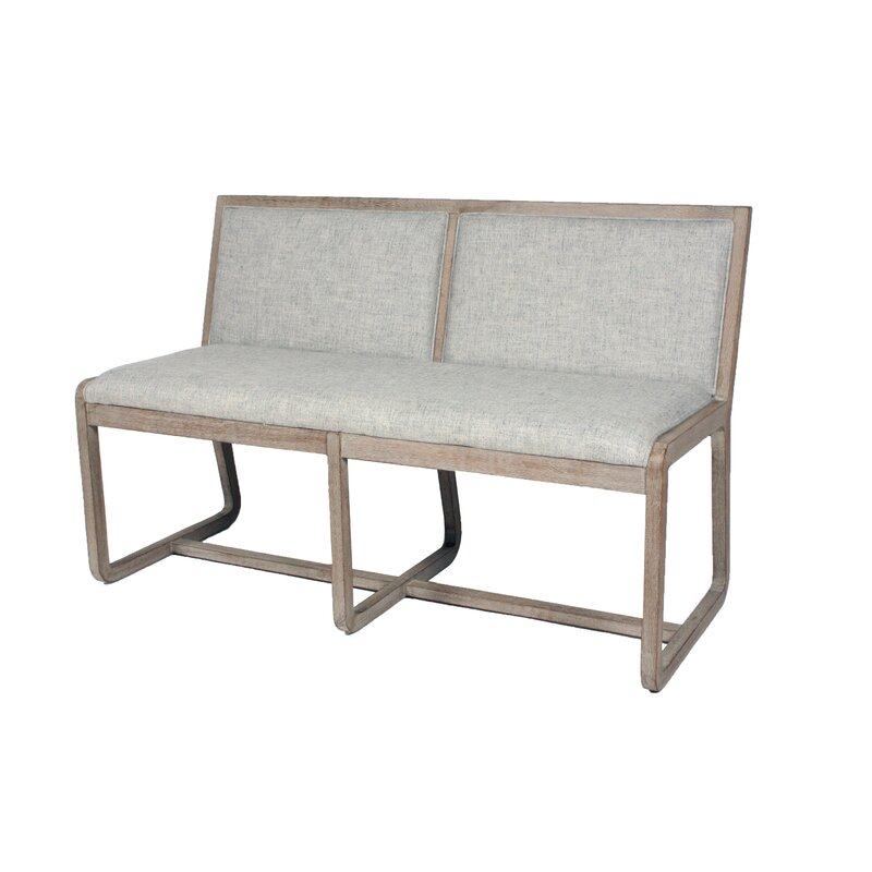 Coronado Wood Bench. Get the Look: Scrivano FIXER UPPER Cottage Decor!