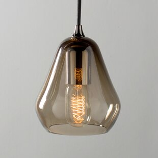 Core 1-Light Cone Pendant by Innermost
