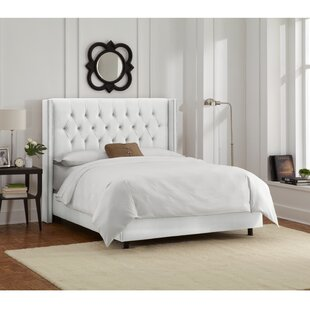 Rita Tufted Upholstered Low Profile Standard Bed