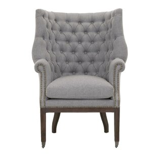 One Allium Way Labastide Wingback Chair