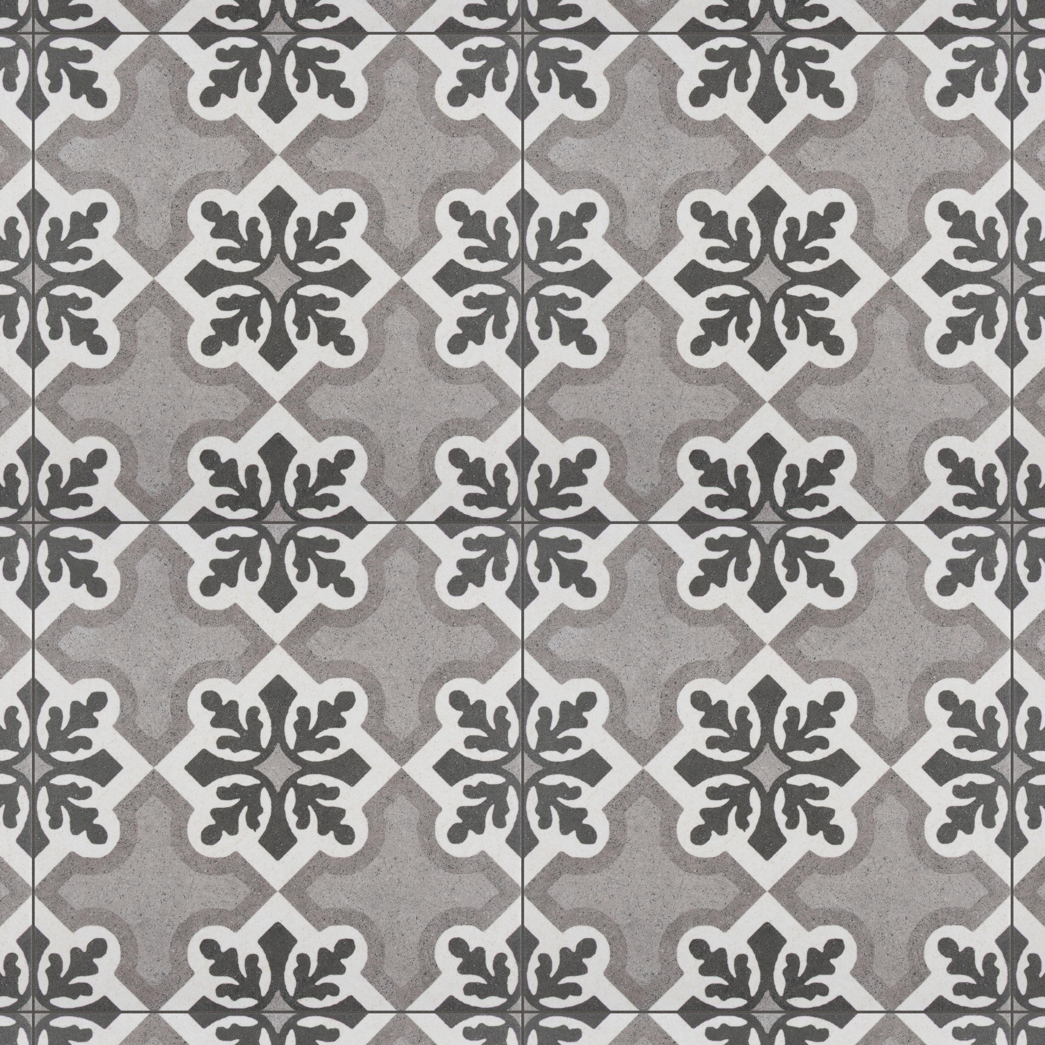 Elitetile Annata 10 X 10 Porcelain Field Tile Reviews Wayfair