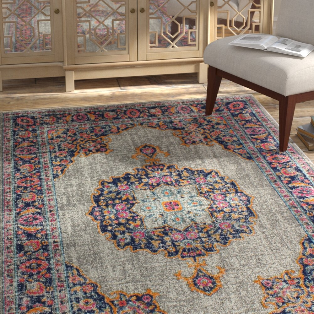 Ashburn Gray Area Rug