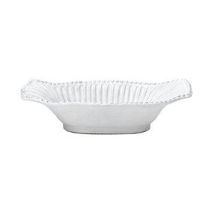 Incanto Oval Stripe Au Gratin Dish
