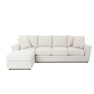 Coffee Sectional by Greyleigh