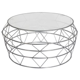 Gideoon Coffee Table Everly Quinn Spacial Price
