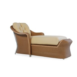 Lloyd Flanders Reflections Day Chaise Lounge with Cushion