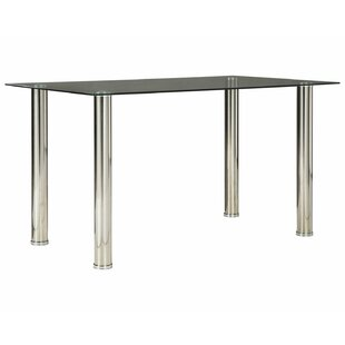 Halesowen Dining Table by Orren Ellis Salet