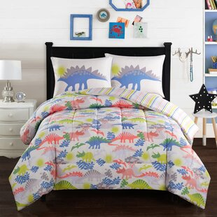 Moe Reversible Comforter Set