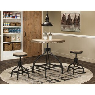 Stenya 3 Piece Dining Set by 17 Stories