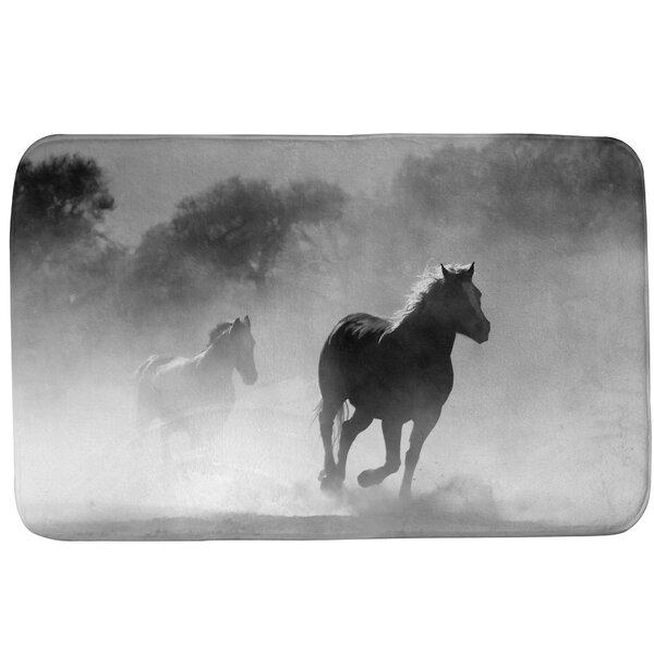 Horse Bath Rug Wayfair