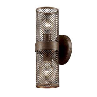 Williston Forge Bastien 2-Light Armed Sconce