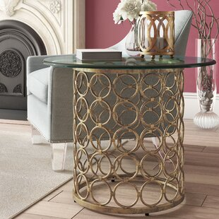 Rockhampton End Table by Willa Arlo Interiors