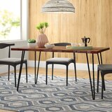 Kelson Solid Wood Dining Table