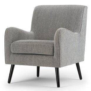 Dysart Mid Century Armchair By Simpli Home
