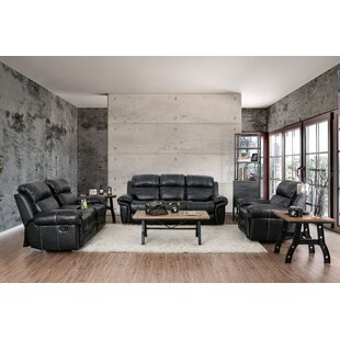 Buchman Reclining Configurable Living Room Set