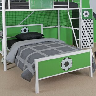 Savings Hegewisch Twin Panel Bed By Zoomie Kids