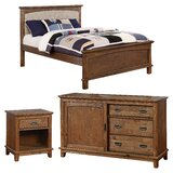 Lucien Bedroom Set by Millwood Pines