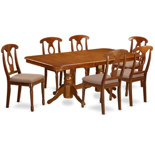 Pillsbury 7 Piece Extendable Dining Set Great price