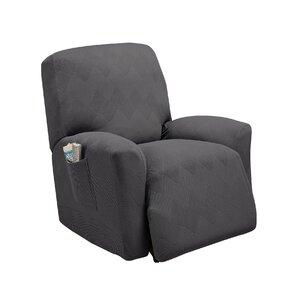 Levine Box Cushion Recliner Sl...