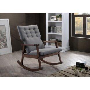 George Oliver Wyrick Rocking Chair