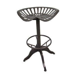 Adjustable Height Swivel Bar Stool by Home Loft Concepts