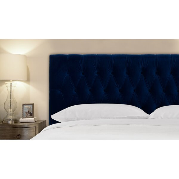 Willa Arlo Interiors Hawtree Tufted Upholstered Panel Headboard & Reviews by Willa Arlo Interiors