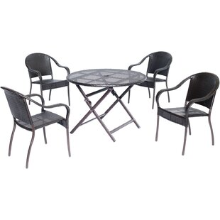 Alcott Hill Innsbrook 5 Piece Dining Set