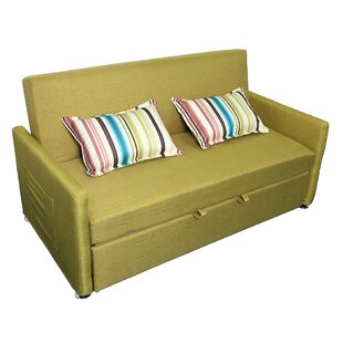 Latitude Run Corvallis Pull Out Sleeper Sofa