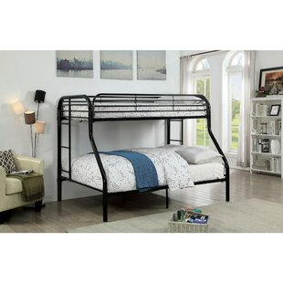 Carrasquillo Metal Twin Over Full Bunk Bed