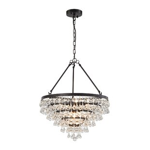 Prairie Grove 6-Light Chandelier by Greyleigh