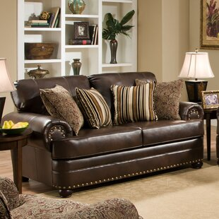 Simmons Upholstery Obryan Loveseat by Darby Home Co