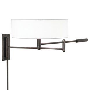 Orren Ellis Swartz Swing Arm Lamp