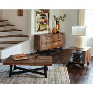 Chester 3 Piece Coffee Table Set By Foundry Select