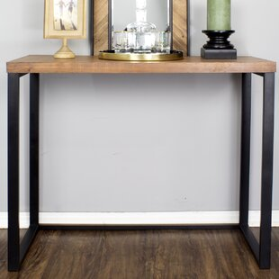 Delphine Console Table By 17 Stories